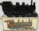 VTG 1976 Avon CANNONBALL EXPRESS 4-6-0 DEEP WOODS COLOGNE-NEW IN BOX-FREE SHIP
