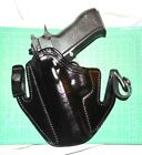 Front Line FL90500L BK LH Tuckable IWB Open Top Holster IWI Magnum Baby Eagle F