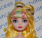 NEW Ever After High Just Sweet Blondie Lockes Nude Doll wBooklet Exclusive Loose