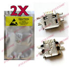 2 x New Micro USB Charging Sync Port For Nokia N8 00 N97 N97 Mini N8 E55 E52 USA