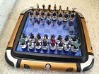 FRANKLIN MINT STAR TREK CHESS SET..