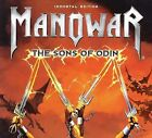 The Sons of Odin [Bonus DVD] by Manowar (CD, Oct-2006, 2 Discs, Magic Circle...