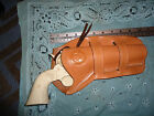 Ruger Vaquero Ruger Single Six Ten 5 1 2 Double Loop Leather Holster Natural