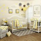 *NEW* 4 Piece Baby Crib Bedding Set by The Peanut Shell