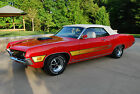 Ford  Torino Convertible GT 1970 ford torino gt convertible 429 cj four speed