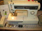 KENMORE SEWING MACHINE ZIG ZAG 10 STITCH 158.1251 1251 FREE ARM CONVERTIBLE CASE