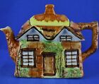 Price Kensington COTTAGE WARE Teapot w Lid Ye Olde Cottage Made in England