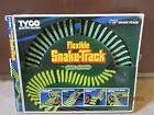 Vintage 1980 Tyco slot car electric racing flexible snake-track w/nite glow