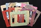 SLIDE FRAME Die Cuts12pcApprox4 1 2x 4JournalingScrapbooking Picture