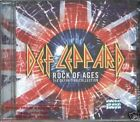 DEF LEPPARD DEFINITIVE BEST GREATEST HITS SEALED 2 CD SET ROCK OF AGES