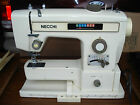 NECCHI 541 SEWING MACHINE AND CABINET