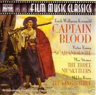 Captain Blood/ Scaramouche/Three Musketeers-3 Original Movie Soundtracks CD