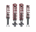 STAGG SHS SET OF 4 SHOCKS & LOWERING SPRINGS 1.5 Drop HONDA CIVIC 92 to 95