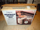 POLLENEX Whirlpool Power Spa bathroom bathtub working condition
