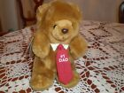 Vintage 1987 Emotions Stuffed Plush # 1 Dad - Papa Bear New with tags NOS