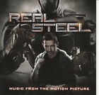 Real Steel-1996-Original Movie Soundtrack-13 Tracks-CD