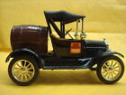 ERTL Trust Worthy Hardware 1918 Ford Model T Runabout Die Cast Bank with Key