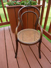 Antique Jacob Josef KOHN  Chair child's DOLL  thonet bent wood style