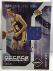 Jerry West 2009-10 Panini LIMITED Decade Dominance GU Jersey Auto #'d 10 25