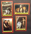 1983 Topps Star Wars Return of the Jedi Series 1 Complete Set of 132 Cards