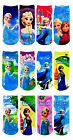 Brand New 12 Pairs Frozen Socks Anna & Elsa Princes Size 18CM (5-15 years)