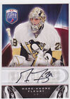 2009 09-10 Be A Player Signatures #SMF Marc-Andre Fleury autograph Penguins