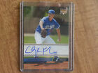 2008 Topps Stadium Club AUTO Clayton Kershaw Rookie card Los Angeles Dodgers...