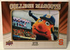 2013 Upper Deck Football College Mascots Patch Card Guide 63