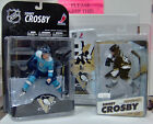 SIDNEY CROSBY MCFARLANE NEW IN BOX LOT OF 2 FIGURES STANLEY CUP PENGUINS