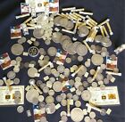Gold and Silver Estate Lot Sale  Old US Coins  Bullion  999 Silver Bars
