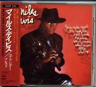 MILES DAVIS You're Under Arrest JAPAN 1st Press CD 1985 W/Box Obi 32DP230 MINT!