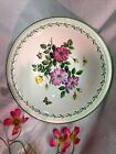 Beautiful Studio Nova Mikasa 10' serving Bowl Garden Bloom Pattern