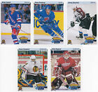2014-15 UPPER DECK 25TH ANNIVERSARY YOUNG GUNS TRIBUTE SET OF 5 NHCD USA ONLY