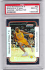 2003 Bowman Chrome Shaquille O'Neal Refractor 300 PSA 10