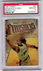 1997 Topps Finest Shaquille O'Neal Refractor PSA 10