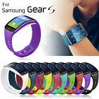 Replacement Wrist Band Strap Bracelet w Clasp For Samsung Galaxy Gear S SM R750