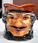 Vintage 1940's / 50'S Toby Mug  DB Made in Japan Pirate & Politician?