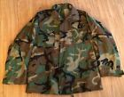 ~GENUINE US ARMY WOODLAND M65 MEDIUM LONG FIELD JACKET COAT COLD WEATHER GOLDEN