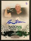 Ric Flair 2015 Leaf National Sports Collectors Convention NSCC Promo Auto #d 1 3
