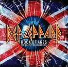 DEF LEPPARD**ROCK OF AGES: DEFINITIVE COLLECTION**2 CD