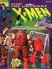 NEW The Uncanny X Men Evil Mutant JUGGERNAUT 5 Action Figure 1991 ToyBiz