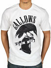 Official Gallows Grey Britain T Shirt Death Birth Orchestra Wolves All Sizes