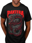 Official Pantera Venemous T Shirt Snake Far Beyond Driven Power Metal Magic Vul