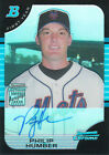2005 Bowman Chrome Philip Humber REFRACTOR AUTO #337 (PERFECT GAME) White Sox