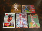 Steve Carlton Cards, Rookie Cards and Autographed Memorabilia Guide 10