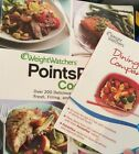 EUC Weight Watchers Points Plus Cookbook And dining Out Companion