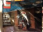 LEGO 30132 Pirates of the Caribbean Voodoo Jack Sparrow Johnyy Deep NEW