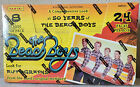 50 years of the BEACH BOYS factory sealed box 2013 Panini Memorabilia Autographs