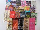 LOT of 100 VARIOUS SUPRE PLAYBOY PROTAN Tanning Lotion SAMPLE Packets