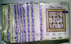 Joann Quilt Block of the Month-12 Blocks+Set Kit-Complete-FLORAL BREEZE